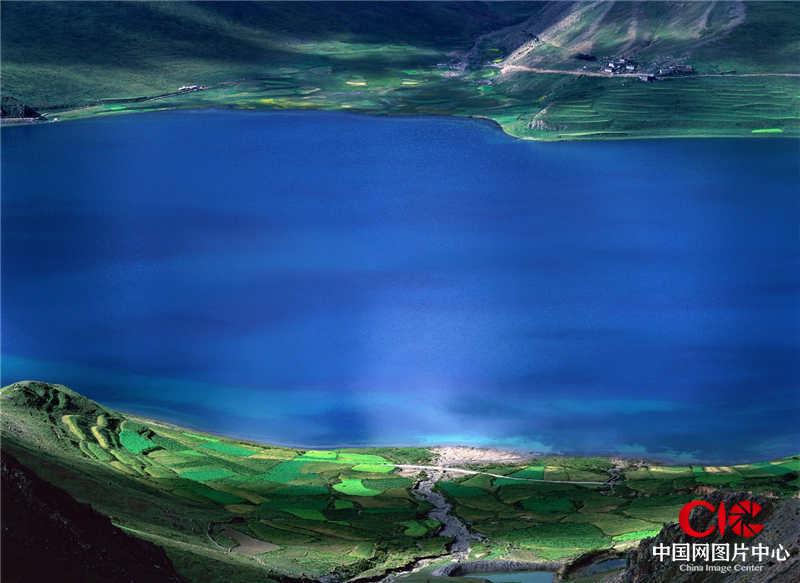2004年,西藏,羊卓雍錯