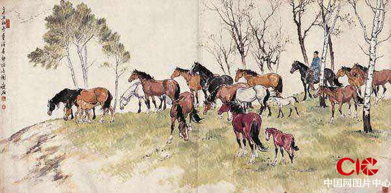 尹人摄影_忆《内蒙古画报》及内蒙古美术摄影创始人尹瘦石先生